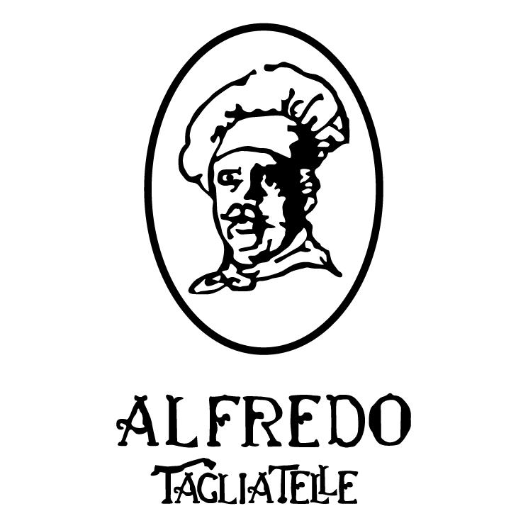 free vector Alfredo tagliatelle