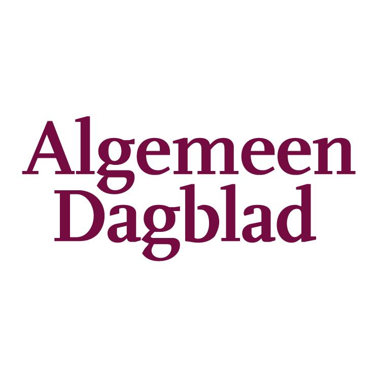 free vector Algemeen dagblad 0