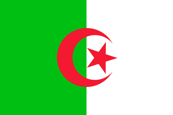 free vector Algeria clip art