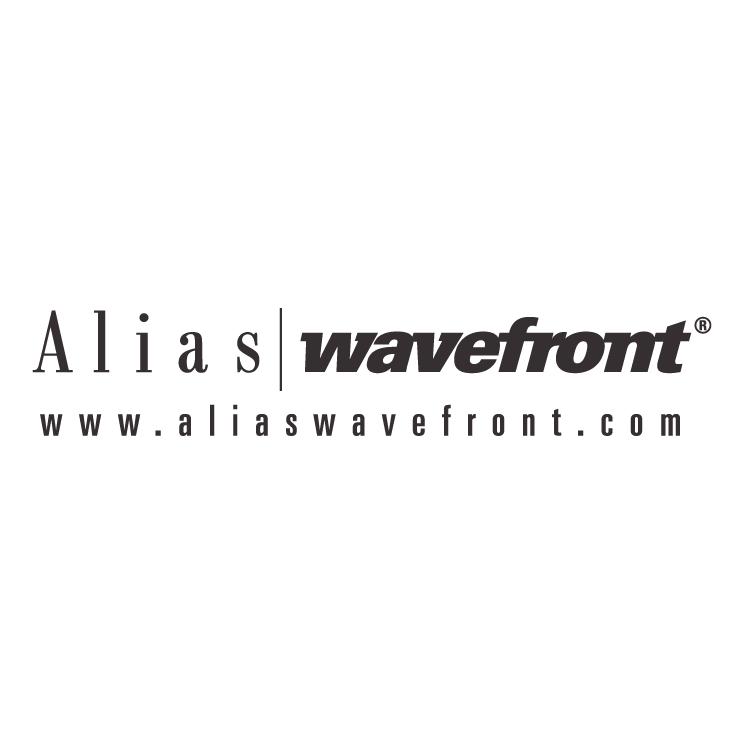 free vector Alias wavefront 0