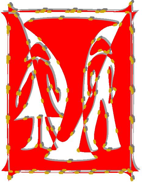 free vector Alien Couple clip art