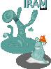 free vector Alien Space Plants clip art
