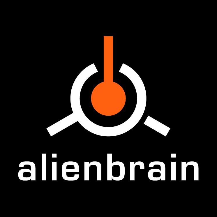 free vector Alienbrain 0