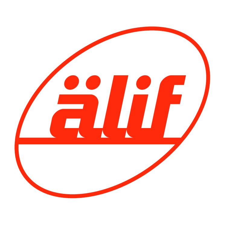 free vector Alif