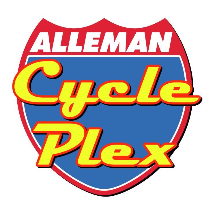 free vector Alleman cycle plex