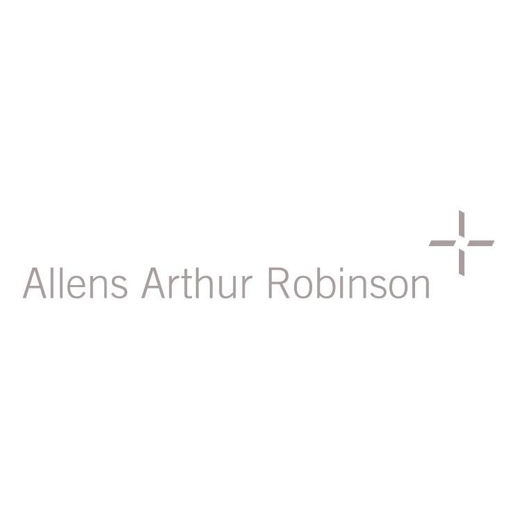 free vector Allens arthur robinson
