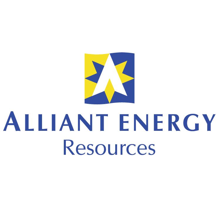 free vector Alliant energy resources