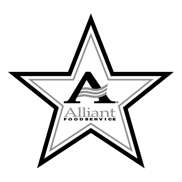 free vector Alliant foodservice 0