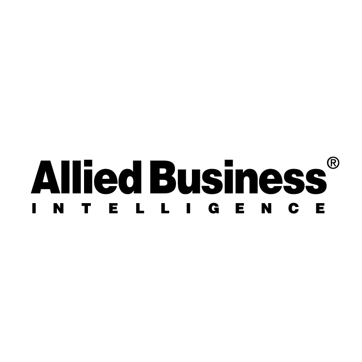 free vector Allied business intelligence