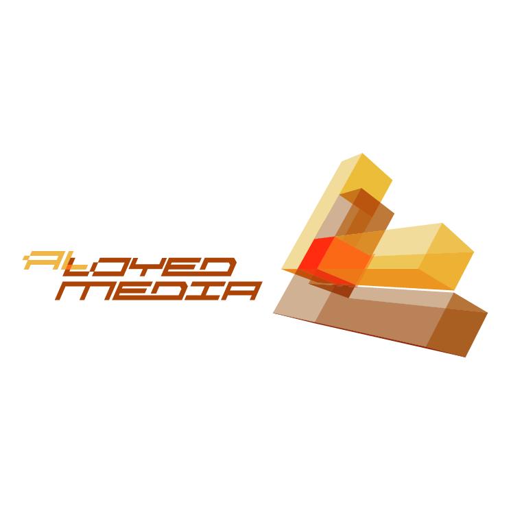 free vector Alloyed media