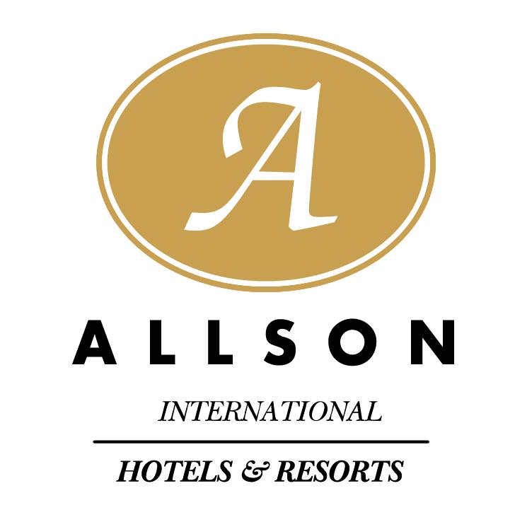 free vector Allson international
