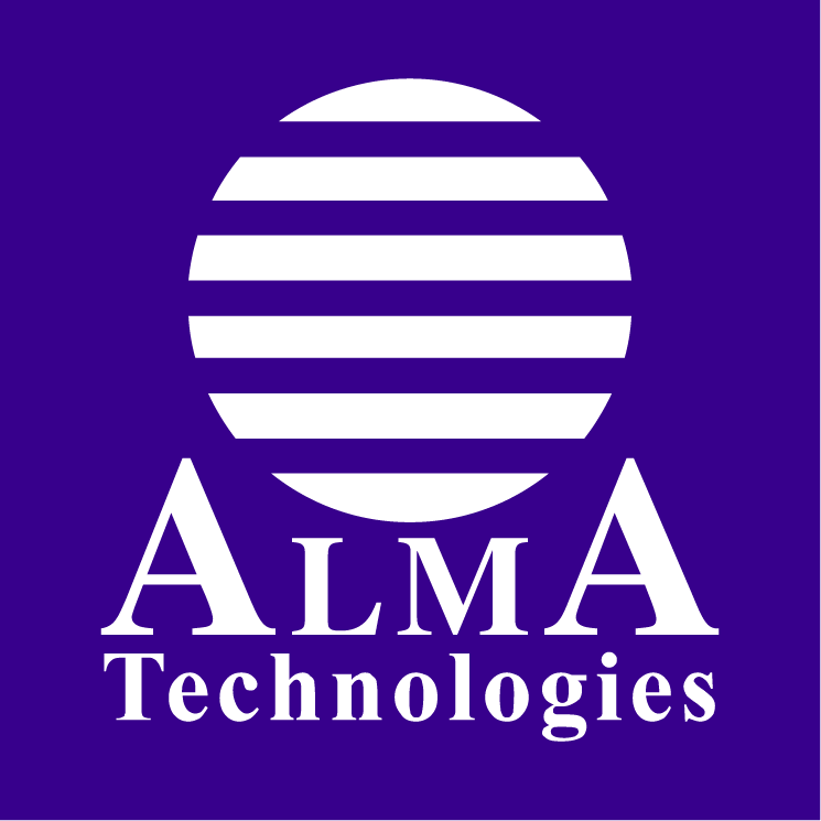 free vector Alma technologies