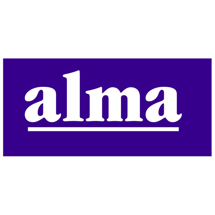 free vector Alma