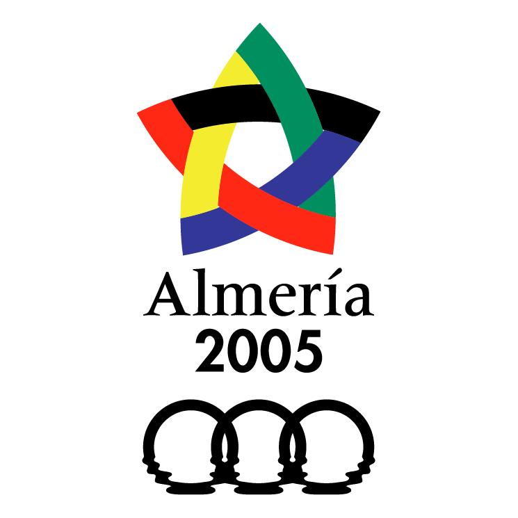 free vector Almeria 2005
