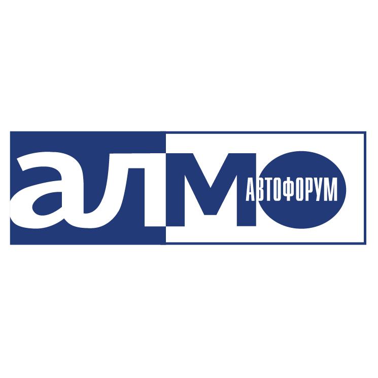 free vector Almo avtoforum