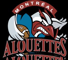 free vector Alouettes de Montreal