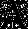 free vector Alphabet A clip art