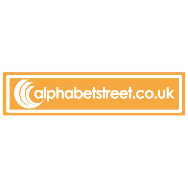 free vector Alphabetstreetcouk