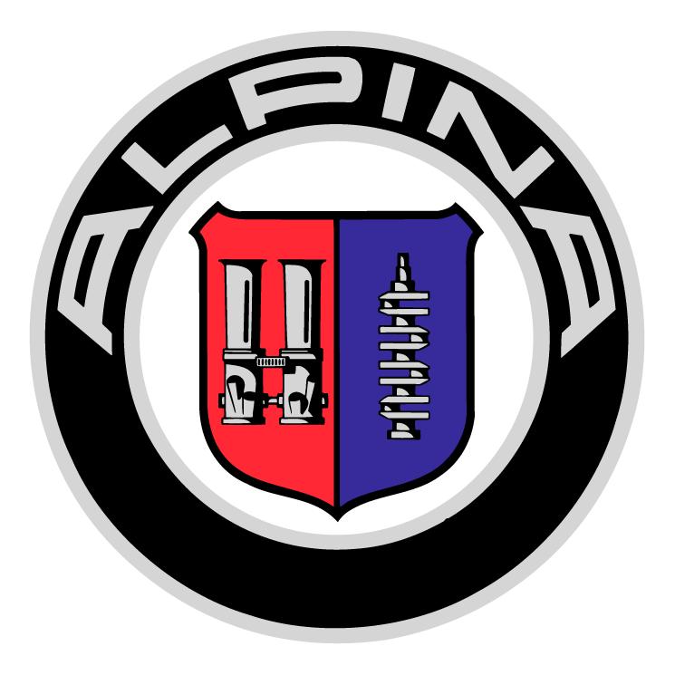 free vector Alpina bovensiepen