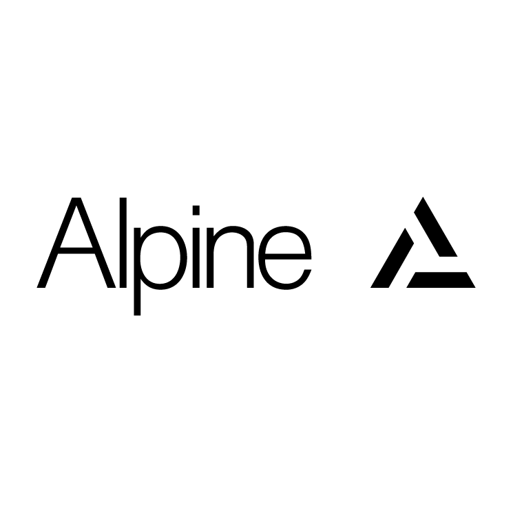 free vector Alpine 3