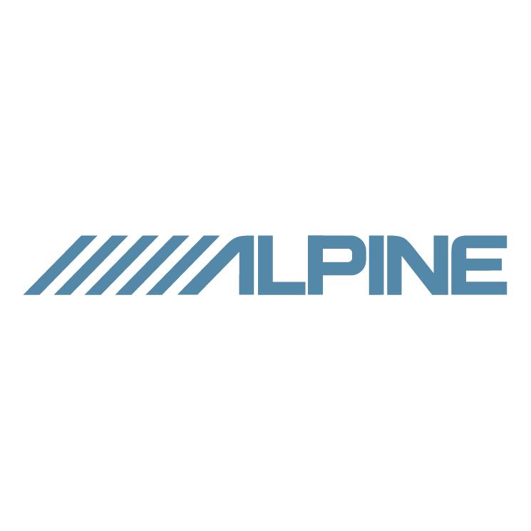 free vector Alpine 4