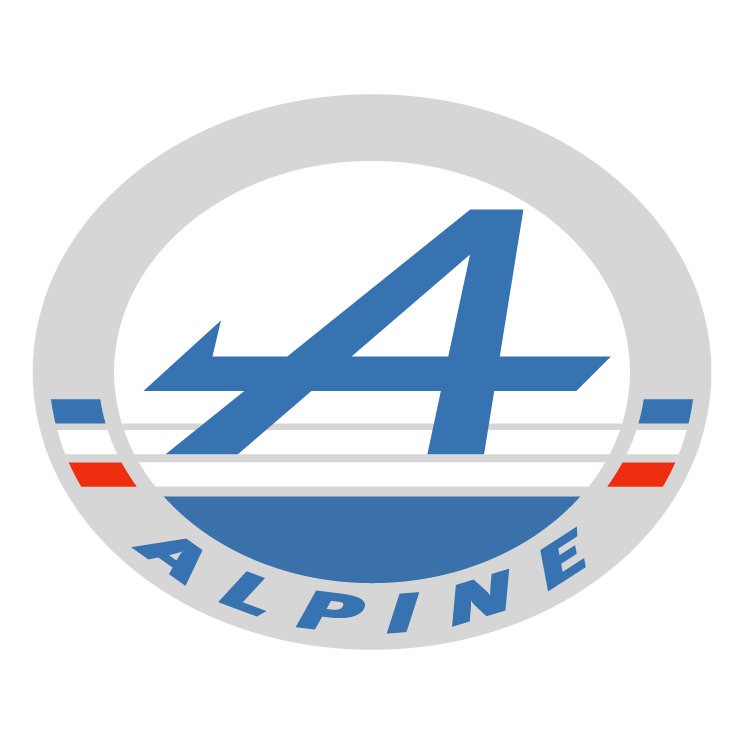 free vector Alpine automobile
