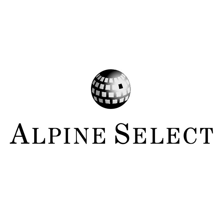 free vector Alpine select
