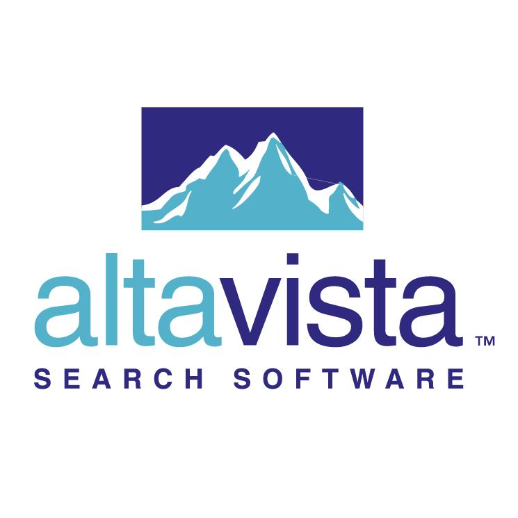 free vector Altavista 1