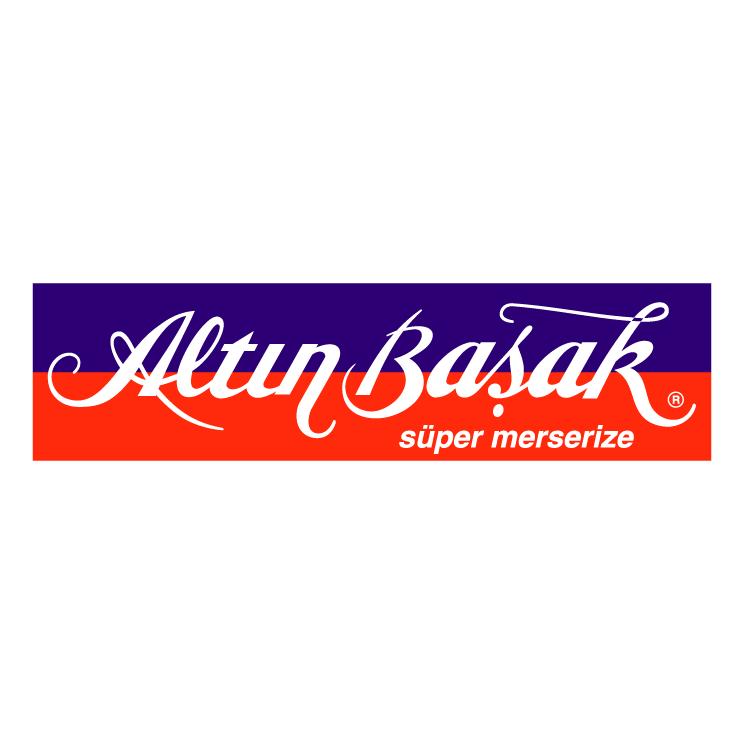 free vector Altin basak