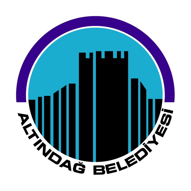 free vector Altindag belediyesi