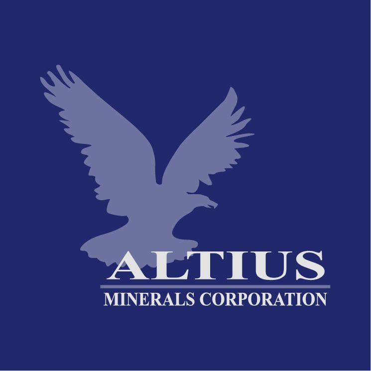 free vector Altius minerals corporation
