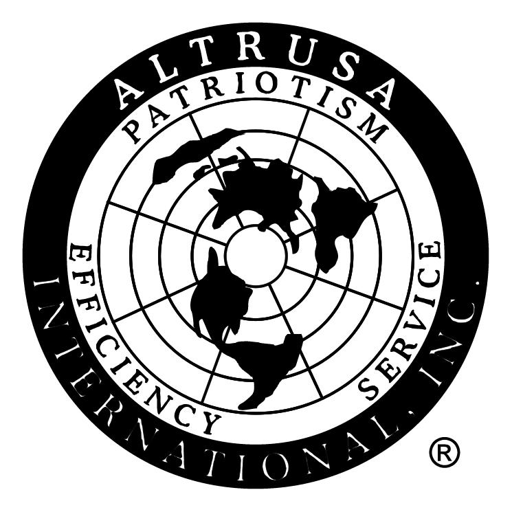 free vector Altrusa international inc