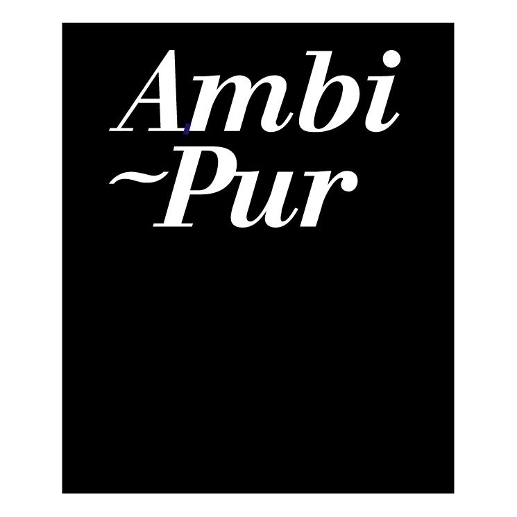 free vector Ambi pur