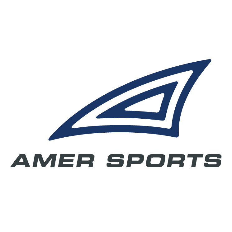 free vector Amer sports