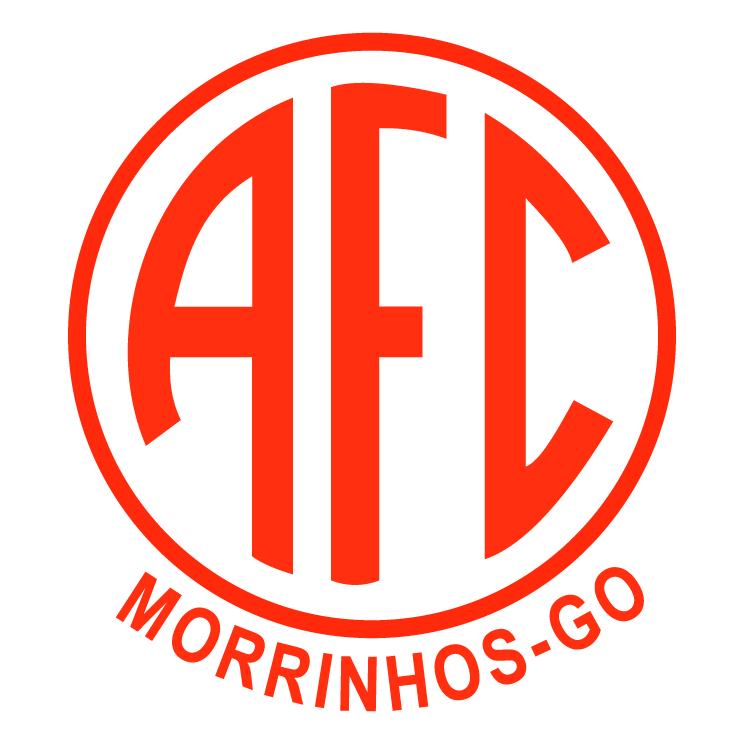 free vector America futebol clube de morrinhos go