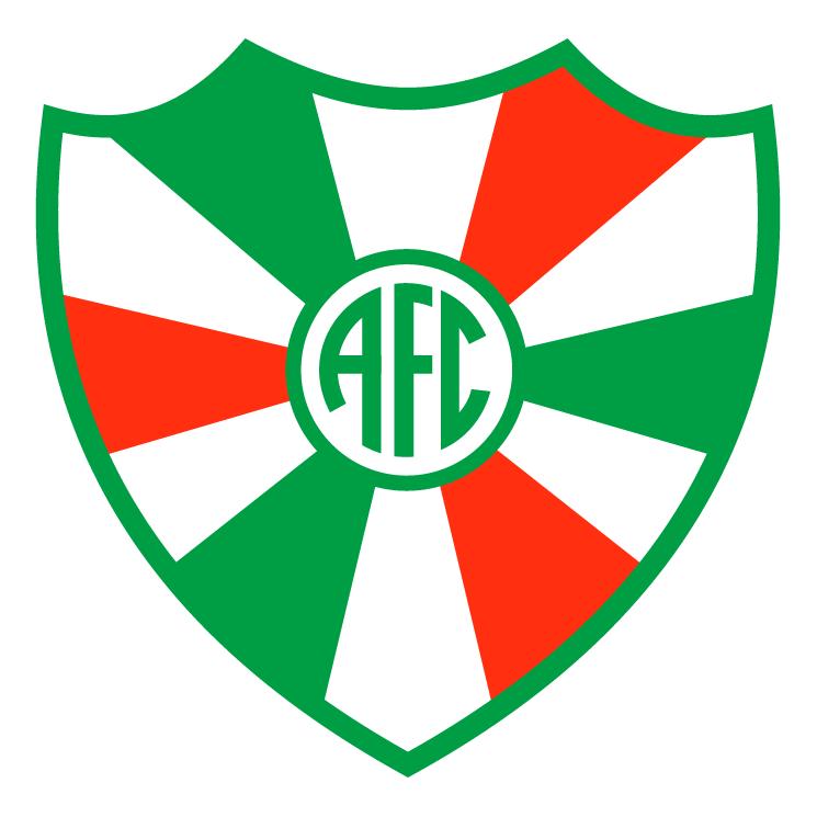 free vector America futebol clube de propria se