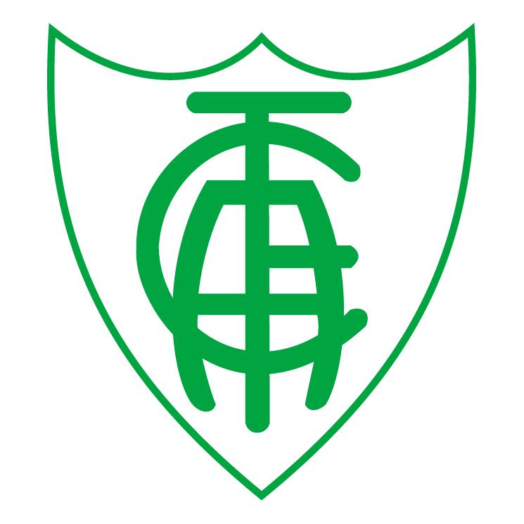 free vector America futebol clube de santiago rs