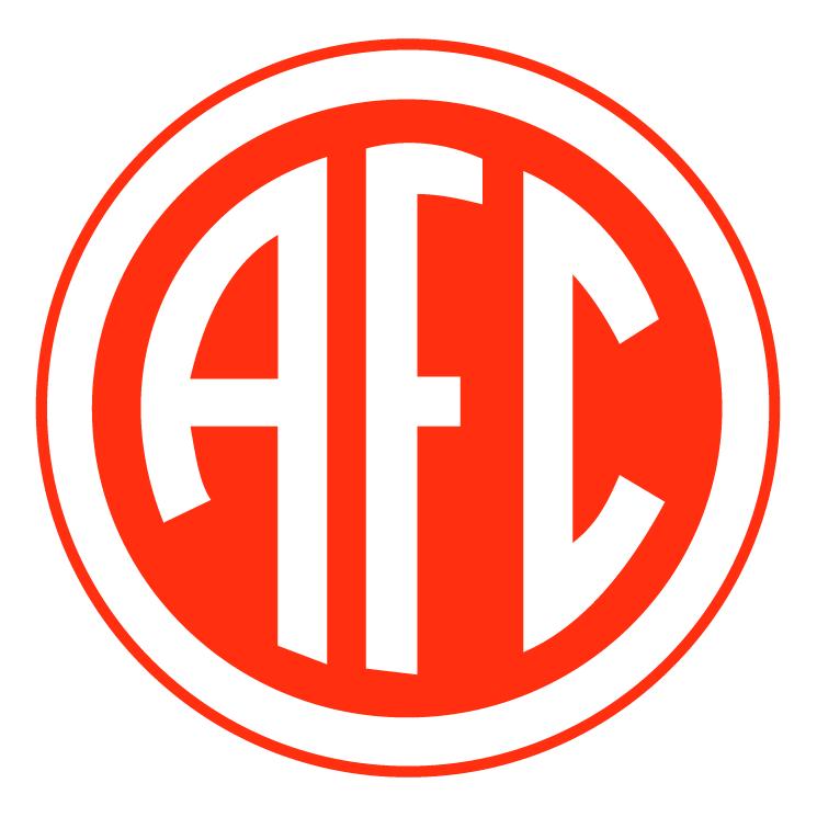 free vector America futebol clube de teofilo otoni mg