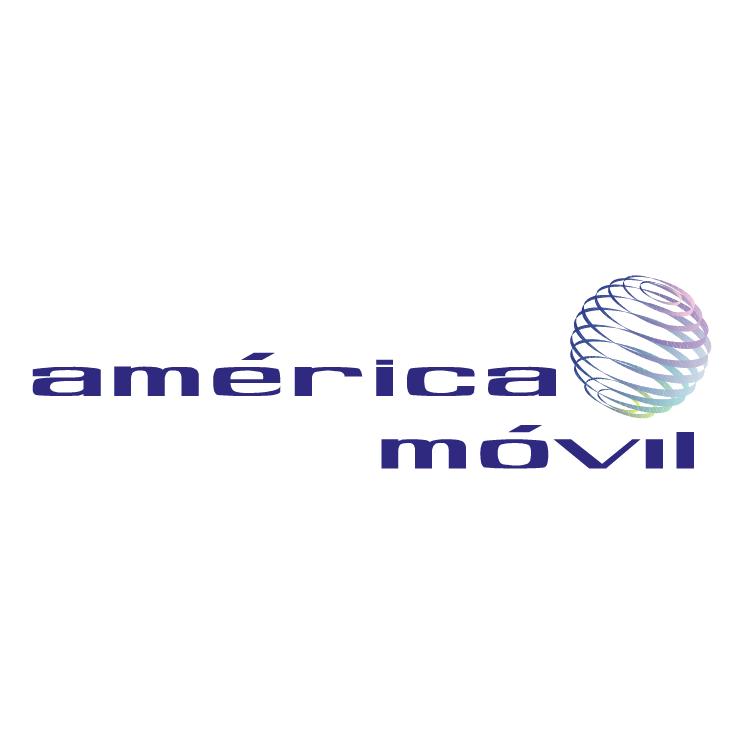 free vector America movil