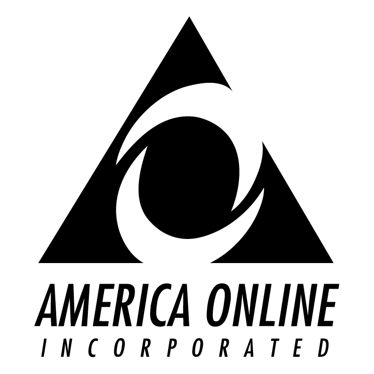 free vector America online incorporated