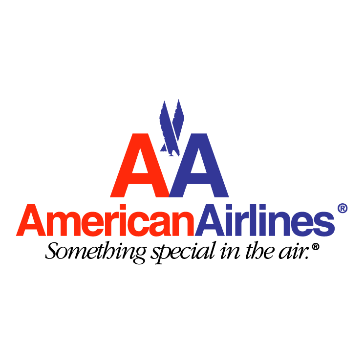 free vector American airlines 2