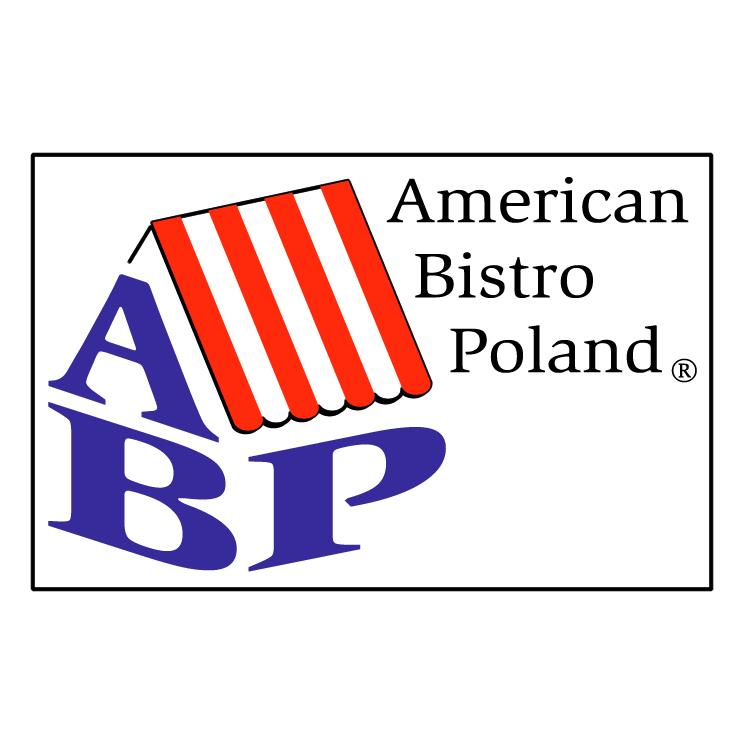 free vector American bistro poland