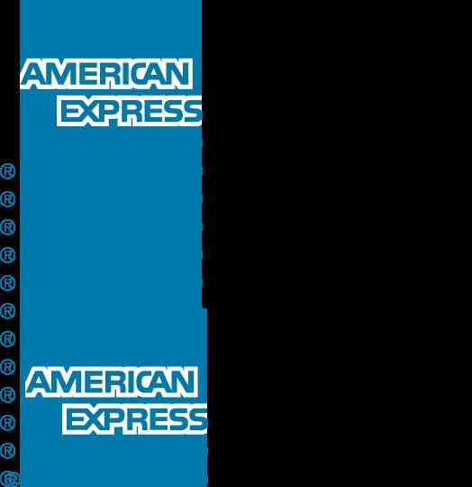 free vector American Express logo