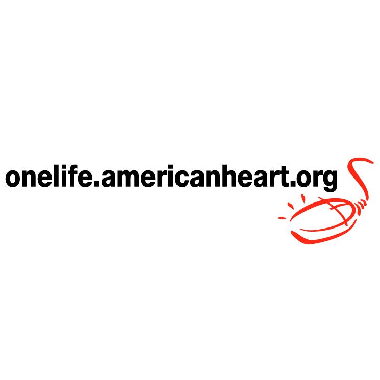 free vector American heart association 2