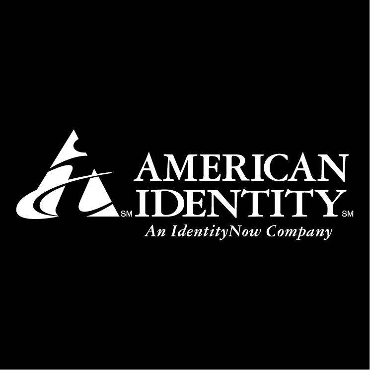 free vector American identity