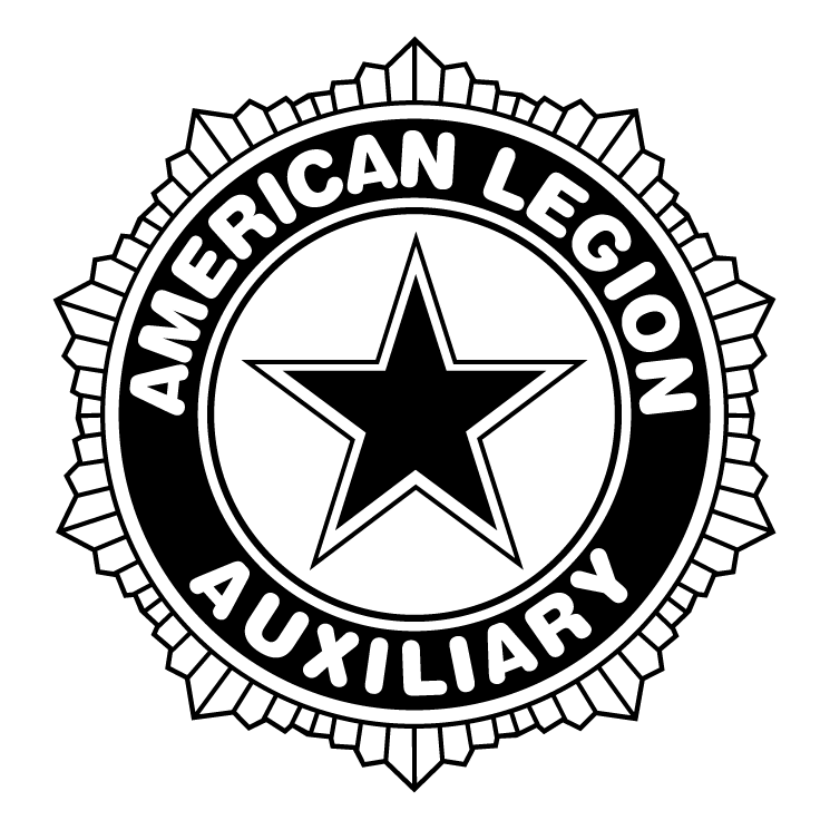 free vector American legion auxiliary 0