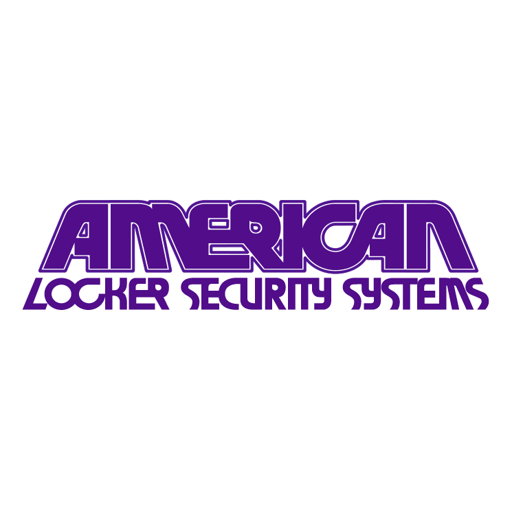 free vector American locker security systems