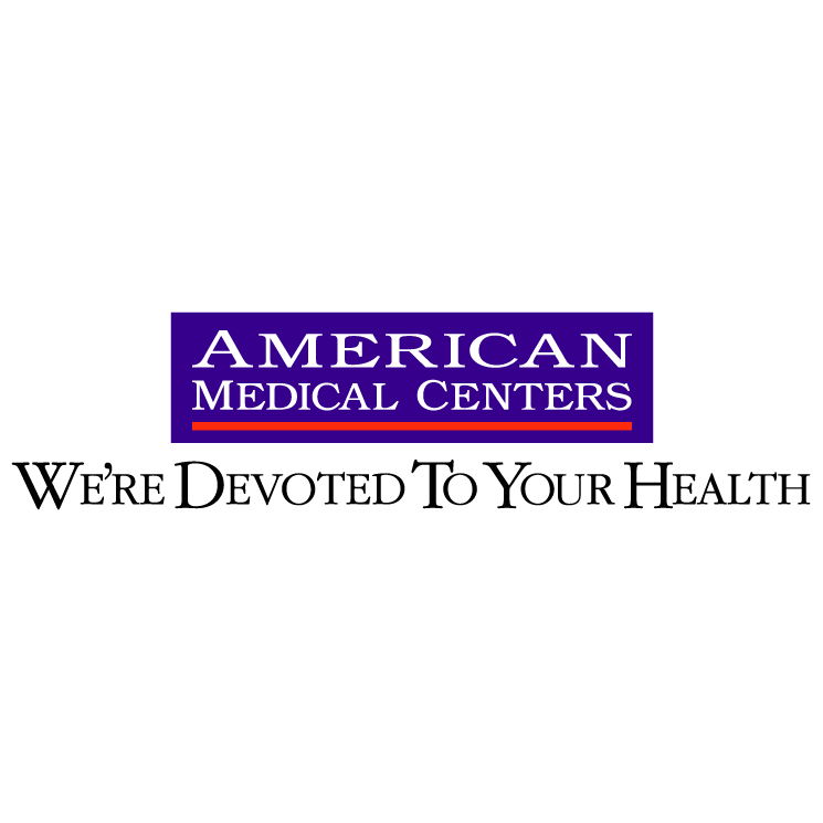 free vector American medical centers