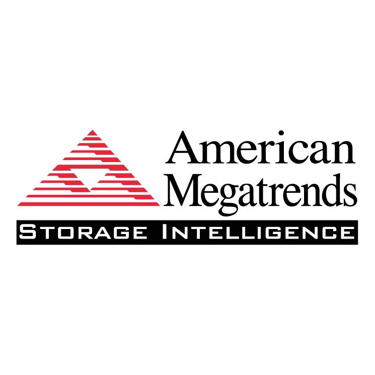 free vector American megatrends 0