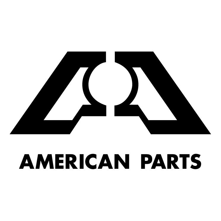 free vector American parts